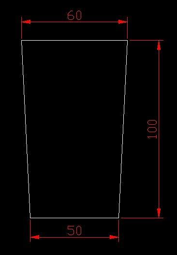 図面内の寸法線